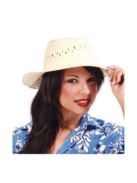 sombrero de paja adulto