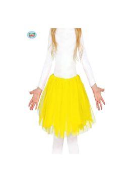 tutu amarillo 30 cms