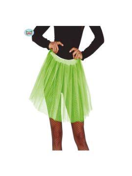 tutu verde claro 40 cms