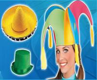 sombreros y gorros para fiestas