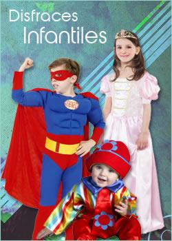 disfraces infantiles para niños y niñas