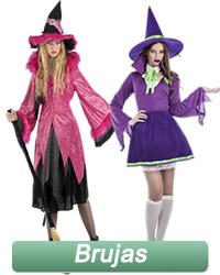 brujas para adultos y infantiles
