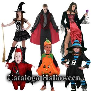 Halloween niñas
