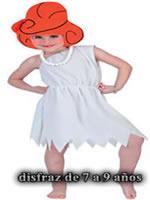 disfraz de 7 a 9 años