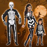 Trajes de esqueletos para adultos