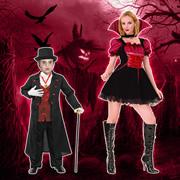 disfraces de Vampiros para adultos
