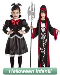 Halloween para mujer
