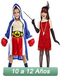 disfraces de niños de 10 a 12 años