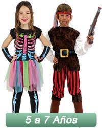 disfraces de niños de 5 a 6 años