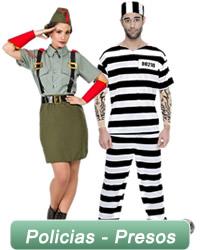 Policia y presos