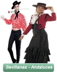 Sevillanas y Flamencas