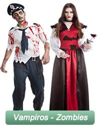 Vampiros para adultos y infantiles