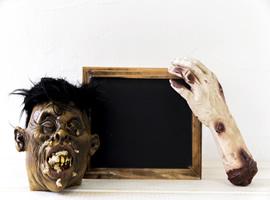 Complementos y accesorios para halloween