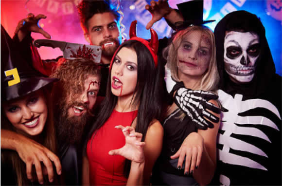 Disfraces halloween adultos