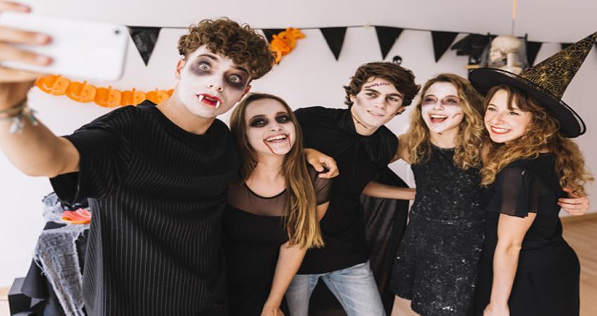 halloween adultos