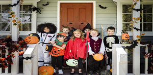 Disfraces halloween infantiles