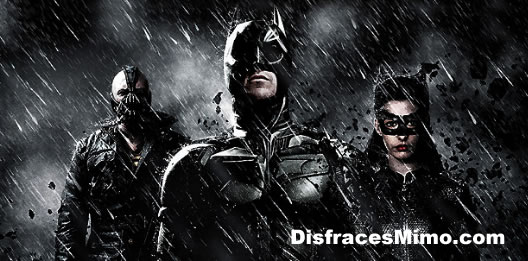 disfraces de batman
