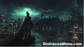videojuego de batman