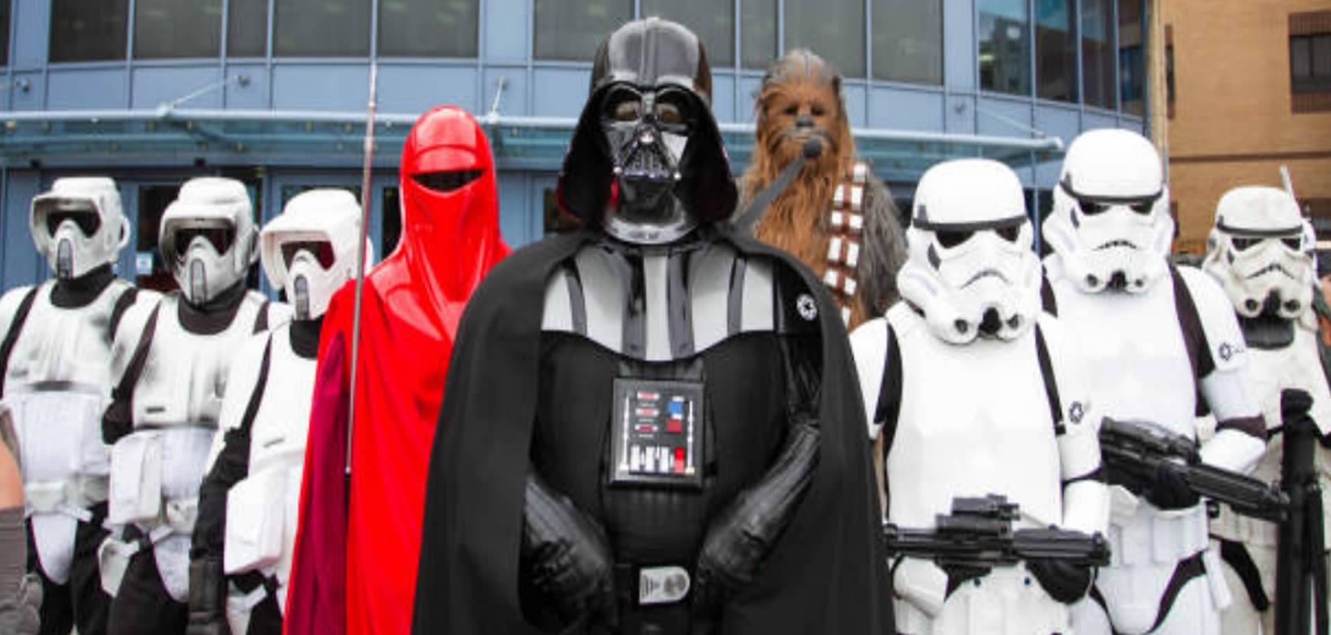 imagen principal de star wars