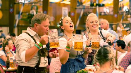 fiesta de la cerveza (oktoberfest)