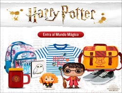 Comprar Regalos Harry Potter