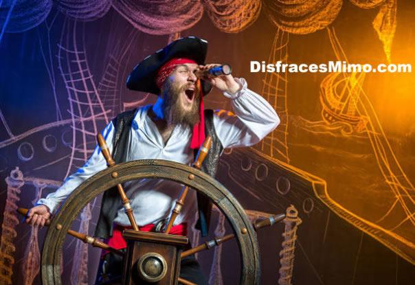 disfraces piratas adultos
