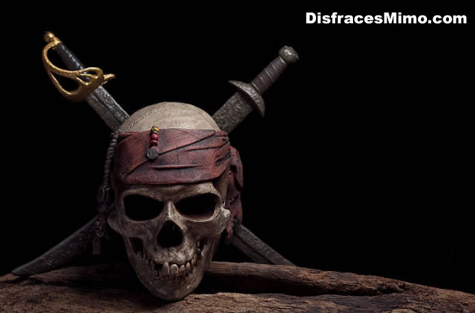 complementos de piratas