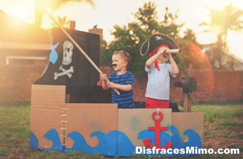 fiestas piratas