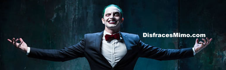 disfraces de joker