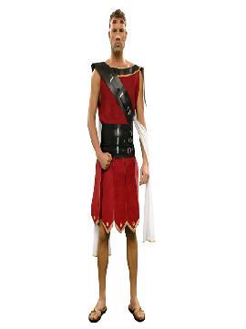 disfraz de guerrero o gladiador hombre adulto