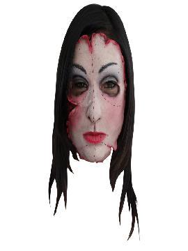 mascara asesina media cara para adulto 16