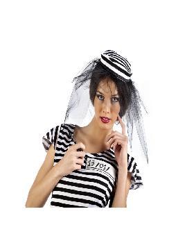 disfraz de novia presa deluxe para mujer