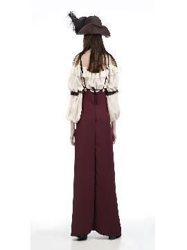 disfraz de pirata grace mujer