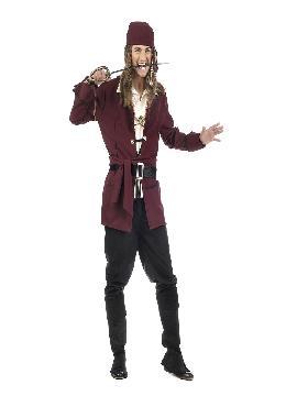 disfraz de pirata henry hombre