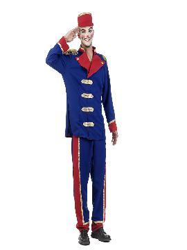 disfraz de presentador de circo para hombre