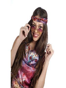 disfraz de hippie alma para mujer