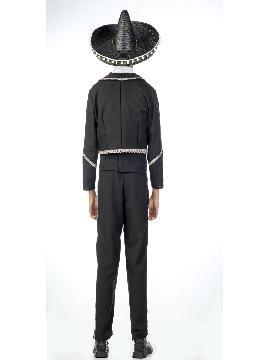 disfraz de mariachi deluxe hombre