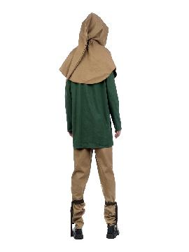 disfraz de escudero medieval sancho hombre