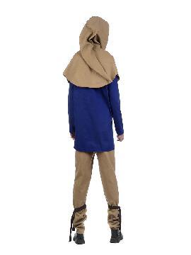 disfraz de tabernero medieval jacob hombre