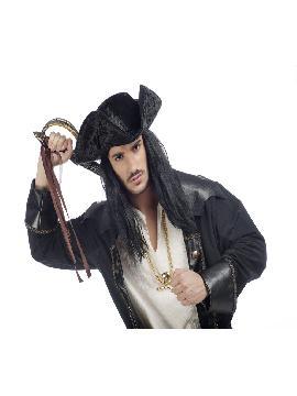 disfraz de pirata henry lujo hombre