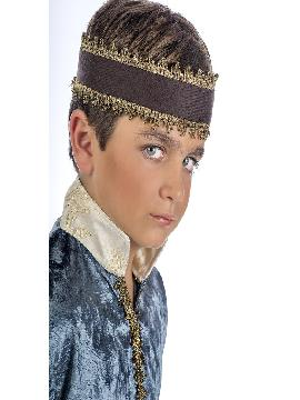 disfraz de principe medieval niño