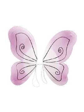 alas mariposa rosa 51x36 cm