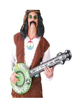 bajo o banjo hippie hinchable 83cm