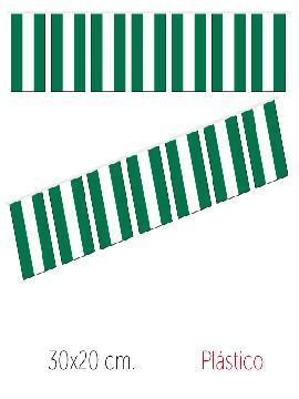 bandera region andalucia plastico 50 m 30x20 cm