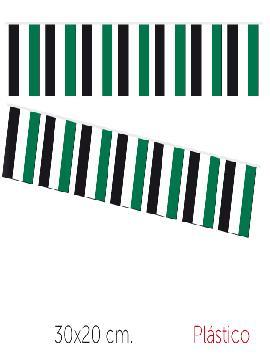 bandera region extremadura plastico 50 m 30x20 cm