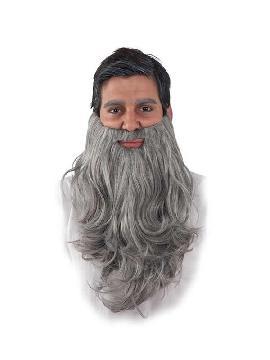 barba anciano varios colores