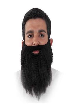 barba hipster varios colores