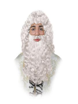 barba rey mago varios colores