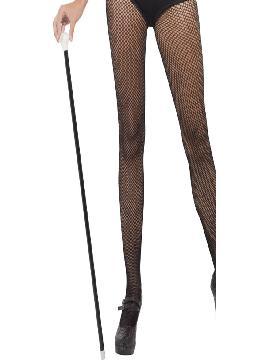 bastón dandy con pito en la punta 80 cm