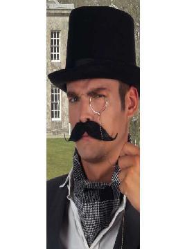 bigote baron dandy